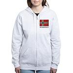 Vintage Norway Women's Zip Hoodie