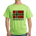 Vintage Norway Green T-Shirt