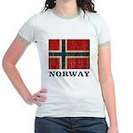 Vintage Norway Jr. Ringer T-Shirt