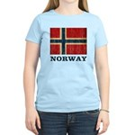 Vintage Norway Women's Light T-Shirt