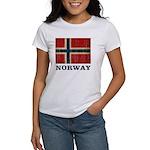 Vintage Norway Women's T-Shirt