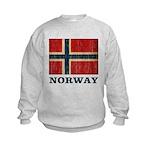 Vintage Norway Kids Sweatshirt
