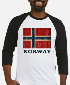 Vintage Norway Baseball Jersey