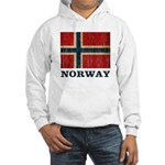 Vintage Norway Hooded Sweatshirt
