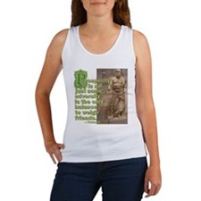 No Just Scale Women's Tank Top