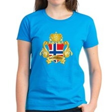 Gold Norway Tee