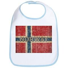 Vintage Norway Bib