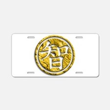 Cool Fighting dragons Aluminum License Plate