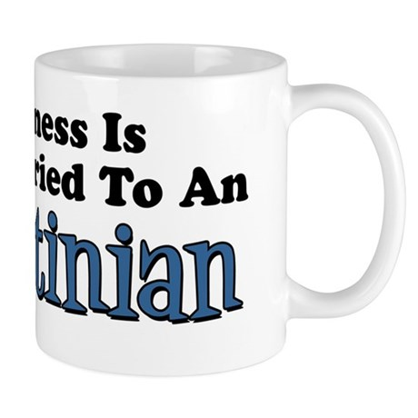 Happiness Married Argentinian Mug