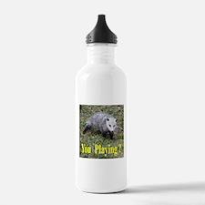 Playing Possum Water Bottle