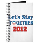 Let's Stay Together 2012 Journal