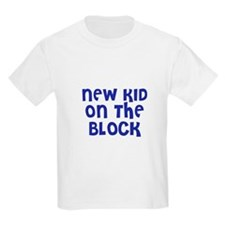 Funny New kids in the block T-Shirt
