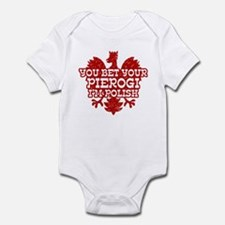 Funny Polish Pierogi Infant Bodysuit