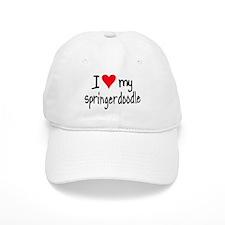 I LOVE MY Springerdoodle Baseball Cap
