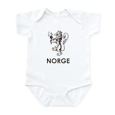 Norge Infant Bodysuit
