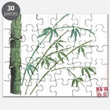 Funny Bamboo Puzzle