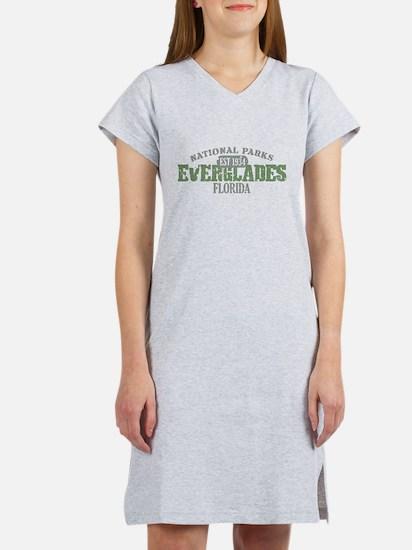 Everglades National Park FL Women's Nightshirt