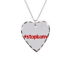 #stopkony Necklace
