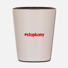 #stopkony Shot Glass