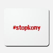 #stopkony Mousepad