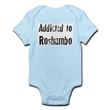 Addicted to Roshambo Infant Creeper