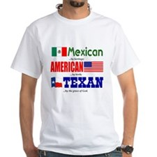 T-Shirt - Mexican Heritage/Texan - Shirt