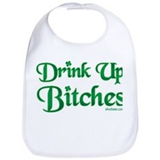 Irish Drinking Bib
