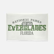 Everglades National Park FL Rectangle Magnet
