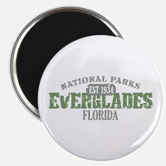 Everglades National Park FL Magnet