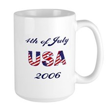 4th of July 2006 Mug