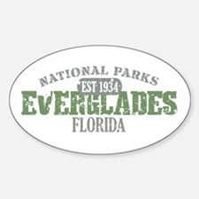Everglades National Park FL Decal