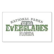 Everglades National Park FL Decal