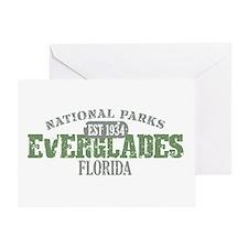 Everglades National Park FL Greeting Card