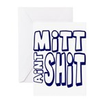 Mitt Ain't Shit! Greeting Cards (Pk of 20)