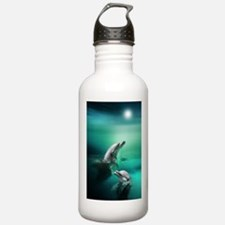Unique Clouds Water Bottle
