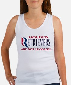 Dogs Are Not Luggage Women's Tank Top