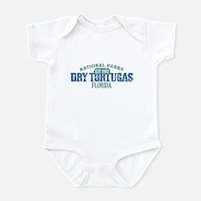 Dry Tortugas National Park FL Infant Bodysuit