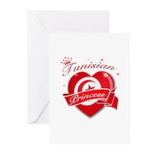 Tunisian Princess Greeting Cards (Pk of 10)