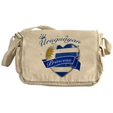 Uruguayan Princess Messenger Bag