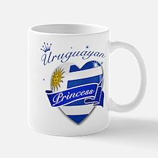 Uruguayan Princess Mug