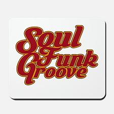 Soul Funk Groove Mousepad