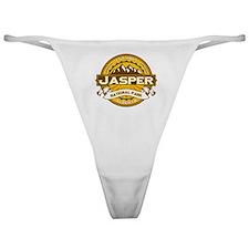 Jasper Goldenrod Classic Thong
