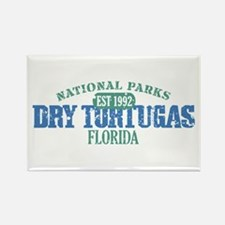 Dry Tortugas National Park FL Rectangle Magnet