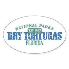 Dry Tortugas National Park FL Decal