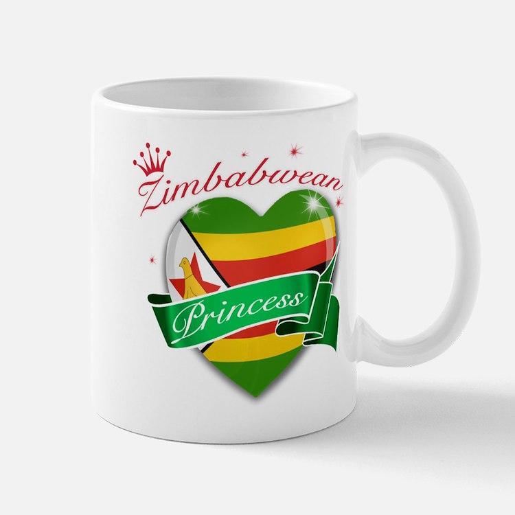 Zimbabwean Princess Mug