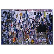 Soveniers in a memorial, Flight 93 National Memori