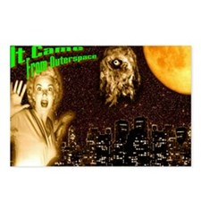it came from outerspace Postcards (Package of 8)