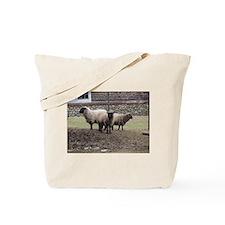Sheep Trinity Tote Bag