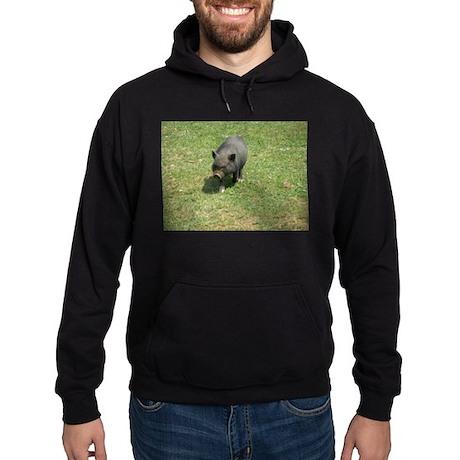 Pot Bellied Pig Hoodie (dark)