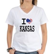 I LOVE KANSAS Shirt